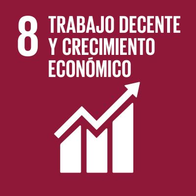 8 - Trabajo decente y crecimiento económico