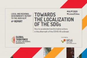 CGLU presenta el 4º Informe de Localización de los ODS…