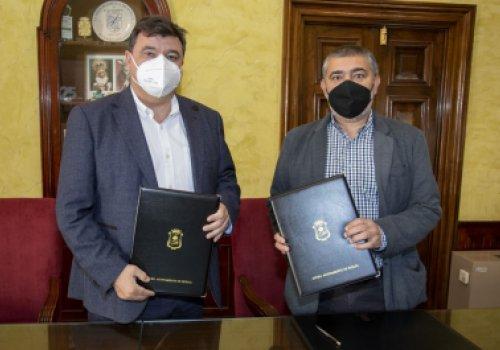 El Ayuntamiento de Huelva y FAMSI reforzarán la localización de los Objetivos de Desarrollo Sostenible en la ciudad
